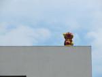 大賑わいのアンパンマンミュージアム