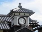 安芸市と共に野良時計