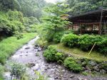 川と森の「四万十源流の家」