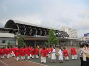高知駅前演舞場